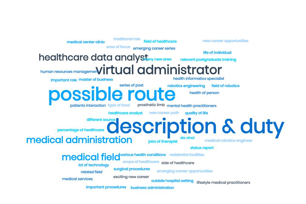 7 Emerging Careers in the Medical Field